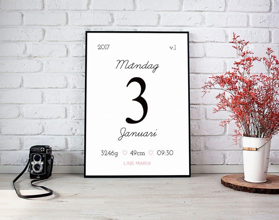 Datumposter